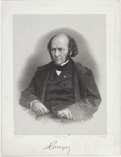 LEMOINE Auguste Charles (lithographe), TRINQUART Antoine René (photographe), LEMERCIER & Cie (imprimeur) : Rougre