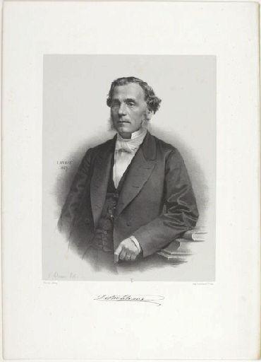 LAFOSSE Adolphe (photographe), PIERSON Pierre Louis (photographe), LEMERCIER & Cie (imprimeur) : Victor Lefranc