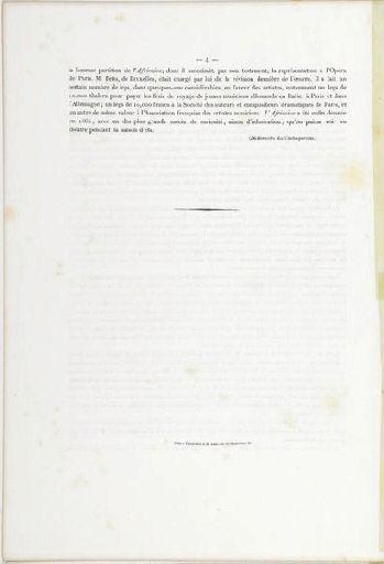 FUHR Charles Jérémie (lithographe), PETIT Pierre (photographe) : Meyerbeer