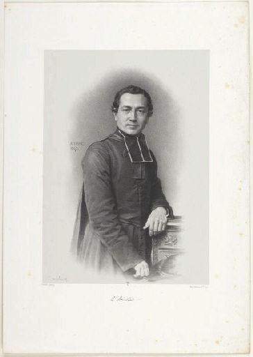 LAFOSSE Adolphe (lithographe), PIERSON Pierre Louis (photographe), LEMERCIER & Cie (imprimeur) : Michaud