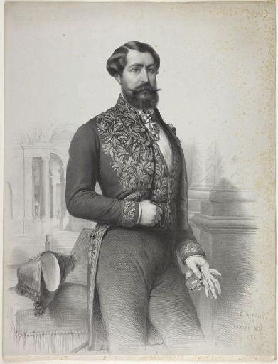 Le Comte Emilien de Nieuwerkerke