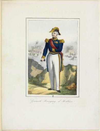Portrait en pied du général Baraguey d'Hilliers_0