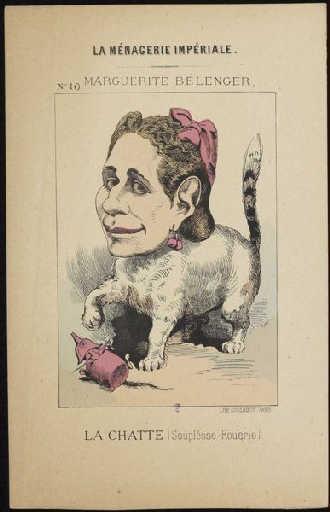 Marguerite Bellanger, la chatte_0