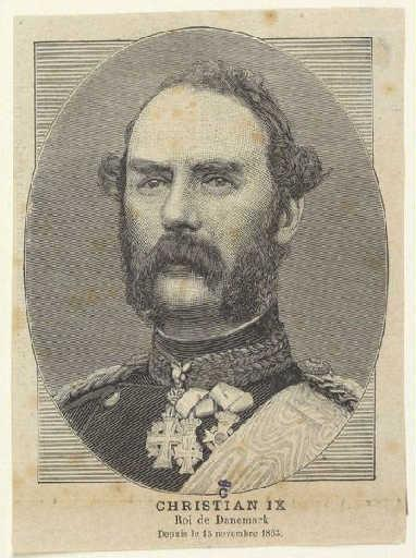 Christian IX, roi du Danemark