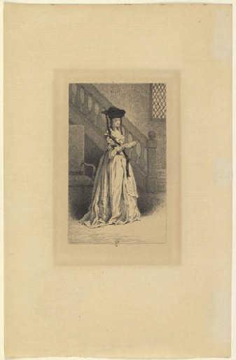 Madame Dorval dans Chatterton_0