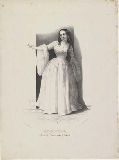 Madame Dorval (dans le rôle de Louise dans le proscrit)_0