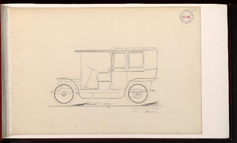 Modèle de grand coupé-limousine_0
