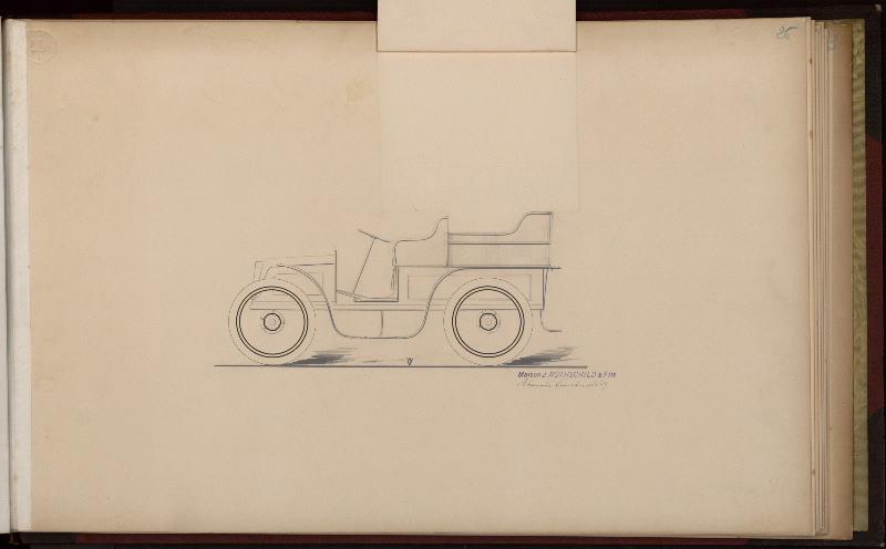 Modèle de tonneau ou de limousine_0