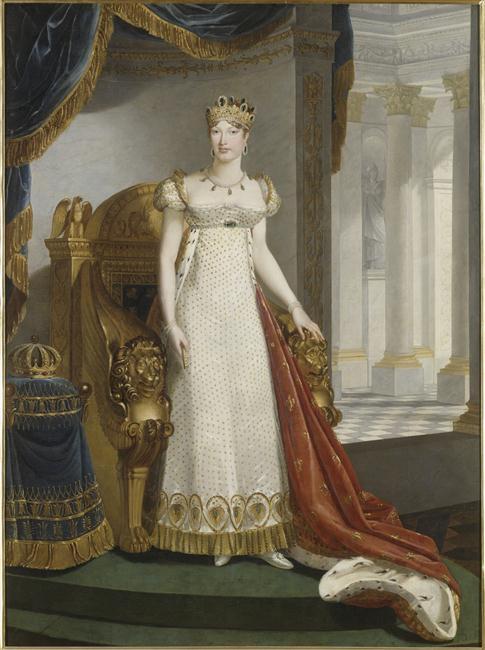 Portrait de l'Impératrice Marie-Louise_0
