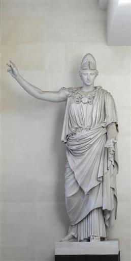 Athéna ; Minerve (autre titre) ; Pallas de Velletri (autre titre)_0