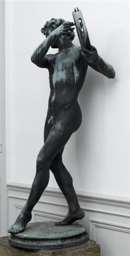 Le danseur de saltarelle