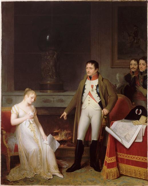 La Clémence de Napoléon Ier : Napoléon et la Princesse de Hatzfeld_0