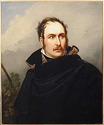 Portrait d'Eugène de Beauharnais, duc de Leuchtenberg_0