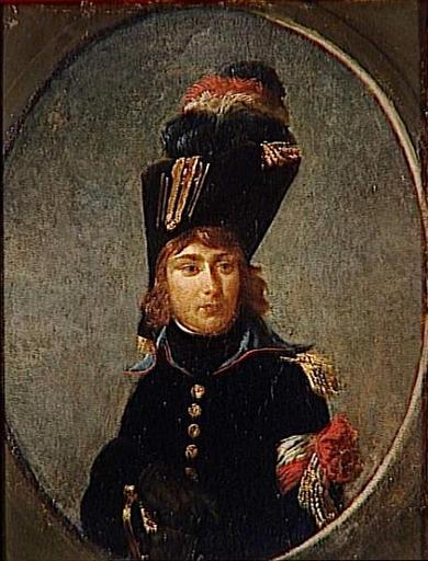 Portrait du Prince Eugène jeune_0