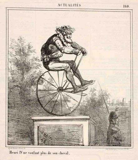 Henri IV ne voulant plus de son cheval (titre inscrit)_0