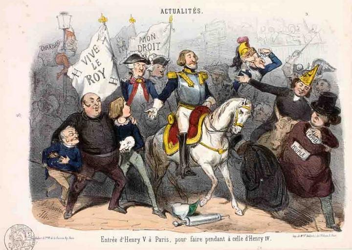 Entrée d'Henry V à Paris, pour faire pendant à celle d'Henry IV_0