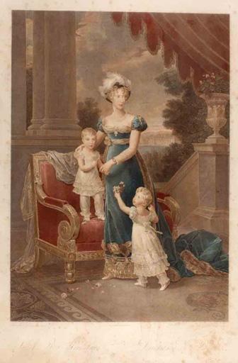 S.A.R Madame la Duchesse de Berri