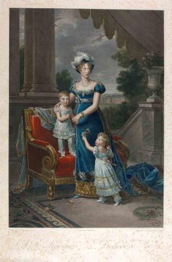 S.A.R Madame la Duchesse de Berri_0