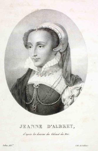 Jeanne d' Albret