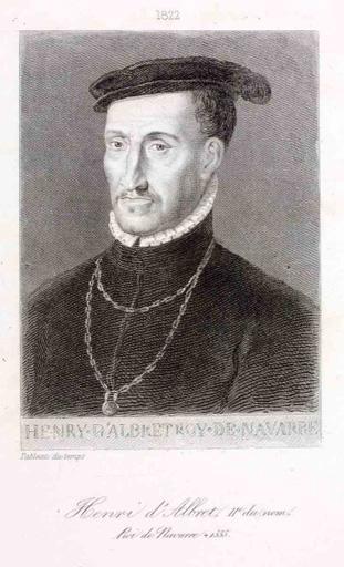 Henry d'Albret Roy de Navarre (titre inscrit)_0