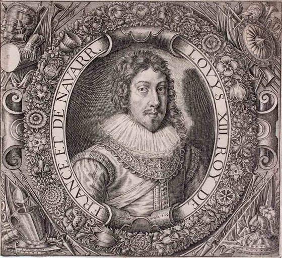 Louis XIII en buste_0