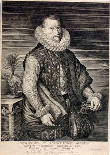 Portrait d'Albert VII d'Autriche (titre factice)_0