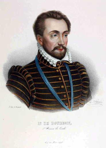 Louis de Bourbon, 1er prince de Condé