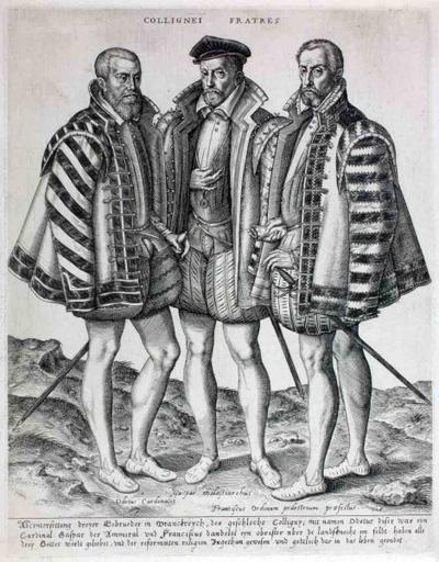 Les frères Coligny (titre traduit) ; Collignei fratres (titre d'origine)_0