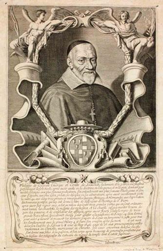 Philippe de Cospeau, évêque et comte de Lisieux_0