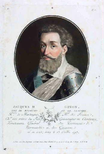 Jacques II Goyon, sire de Matignon et de Lespare_0