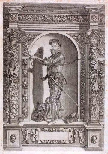 Henri de Montmorency en pied_0