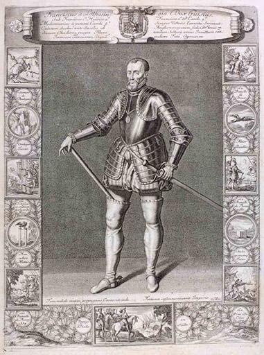 François de Lorraine, duc de Guise, en pied (titre factice)_0