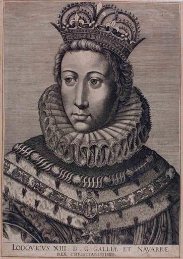 Louis XIII en buste