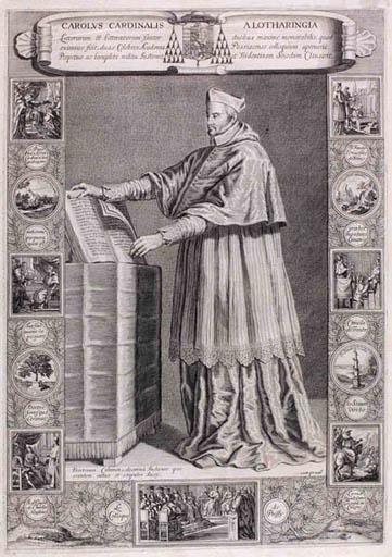 Le Cardinal Charles de Lorraine, en pied (titre factice)_0