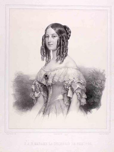 S.A.R Madame la duchesse de Nemours_0