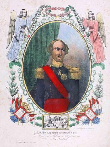 S.A.R Mgr le duc d'Orléans