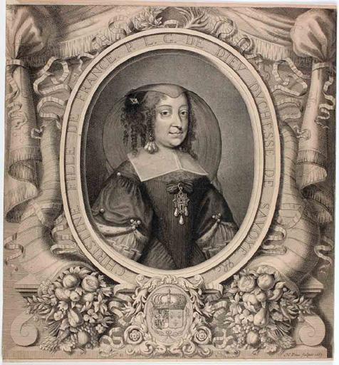 Christine fille de France (titre inscrit)_0