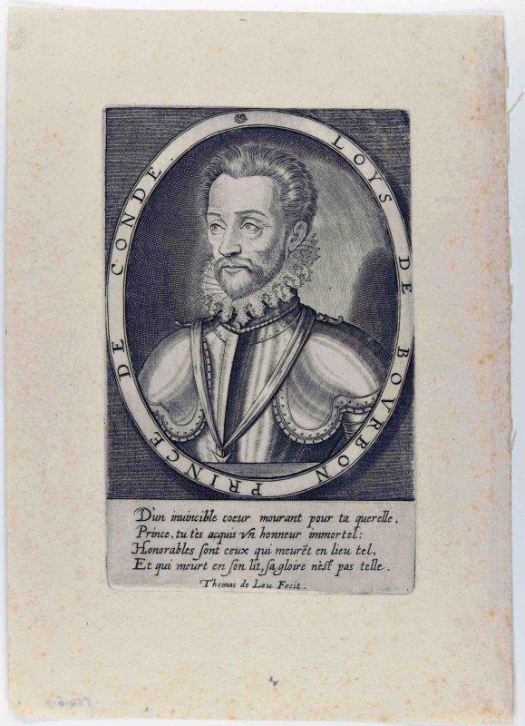 Louis Ier de Bourbon, prince de Condé_0