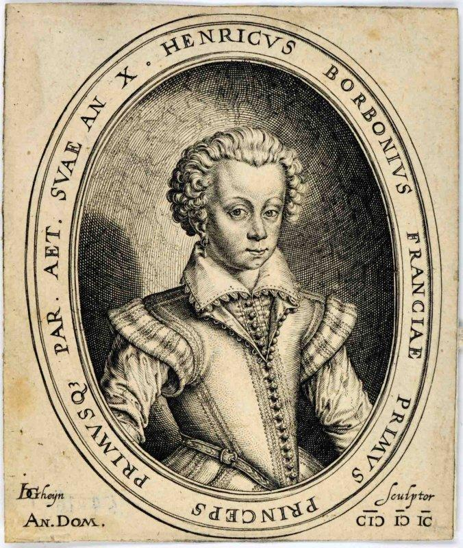 Henri de Bourbon II, prince de Condé_0