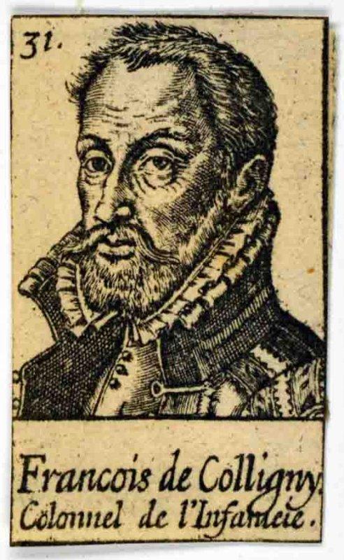 François de Coligny, colonel de l'Infanterie (titre inscrit)_0