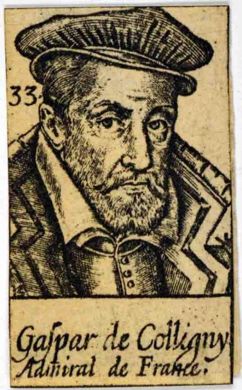 Gaspard II de Coligny, seigneur de Châtillon (titre inscrit)_0
