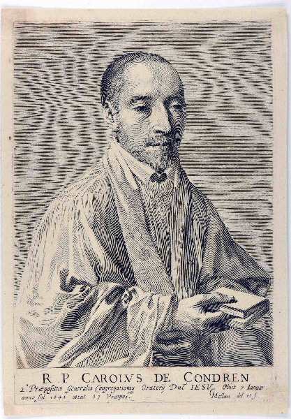 Portrait du père Charles de Condren_0