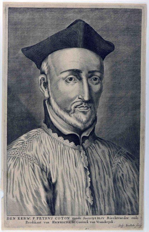 BOUTTATS Gaspard (graveur) : Pierre Cotton