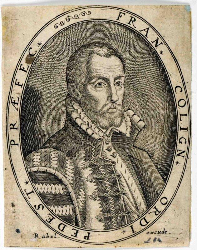 François de Coligny, colonel de l'Infanterie_0