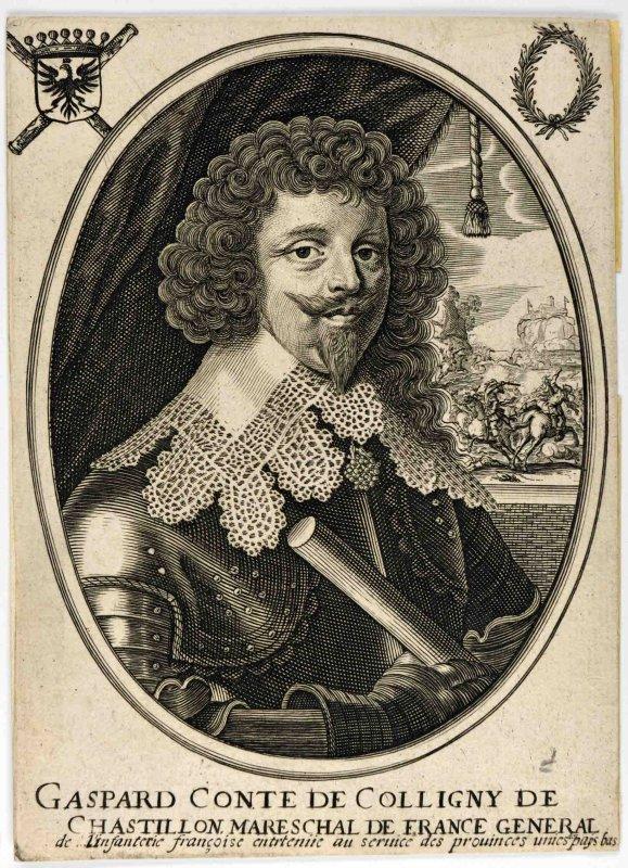 Gaspard de Coligny, Amiral de France_0