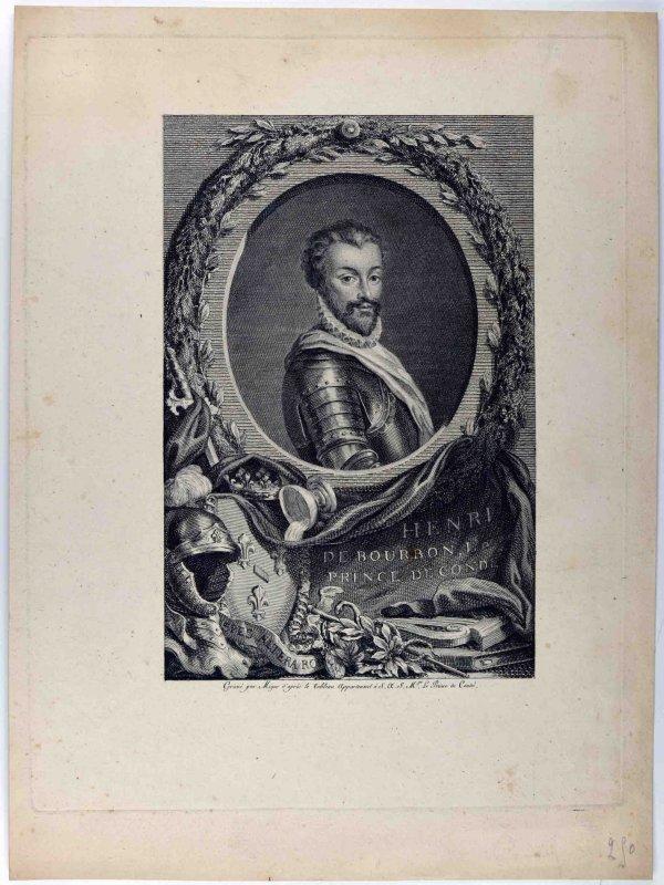 Henry I de Bourbon, prince de Condé_0