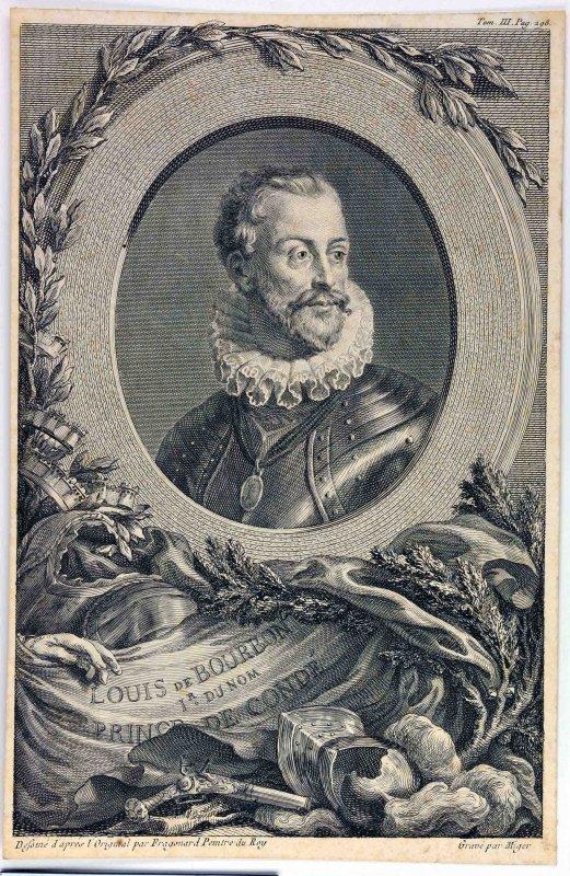 Louis I de Bourbon prince de Condé_0