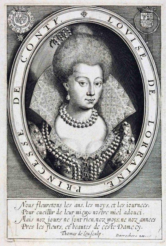 Louise de Lorraine, princesse de Conti_0