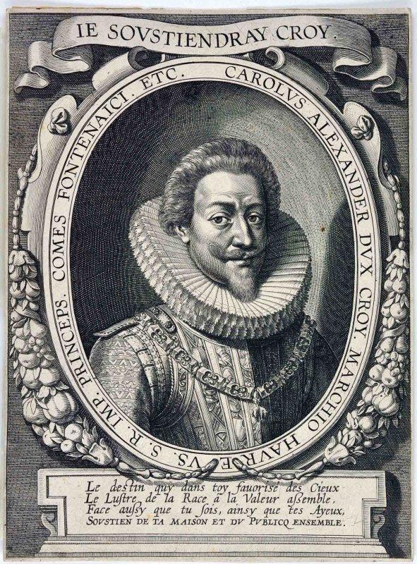 Charles Alexandre duc de Croy_0