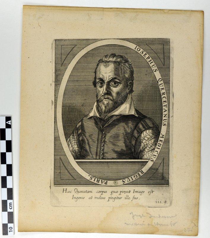 Joseph Duchesne dit Quercetanus_0